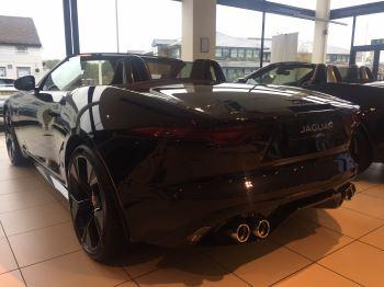 Jaguar F-TYPE 5.0 P450 Supercharged V8 R-Dynamic image 7 thumbnail